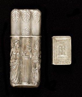 16: Cigar Case and Match Safe