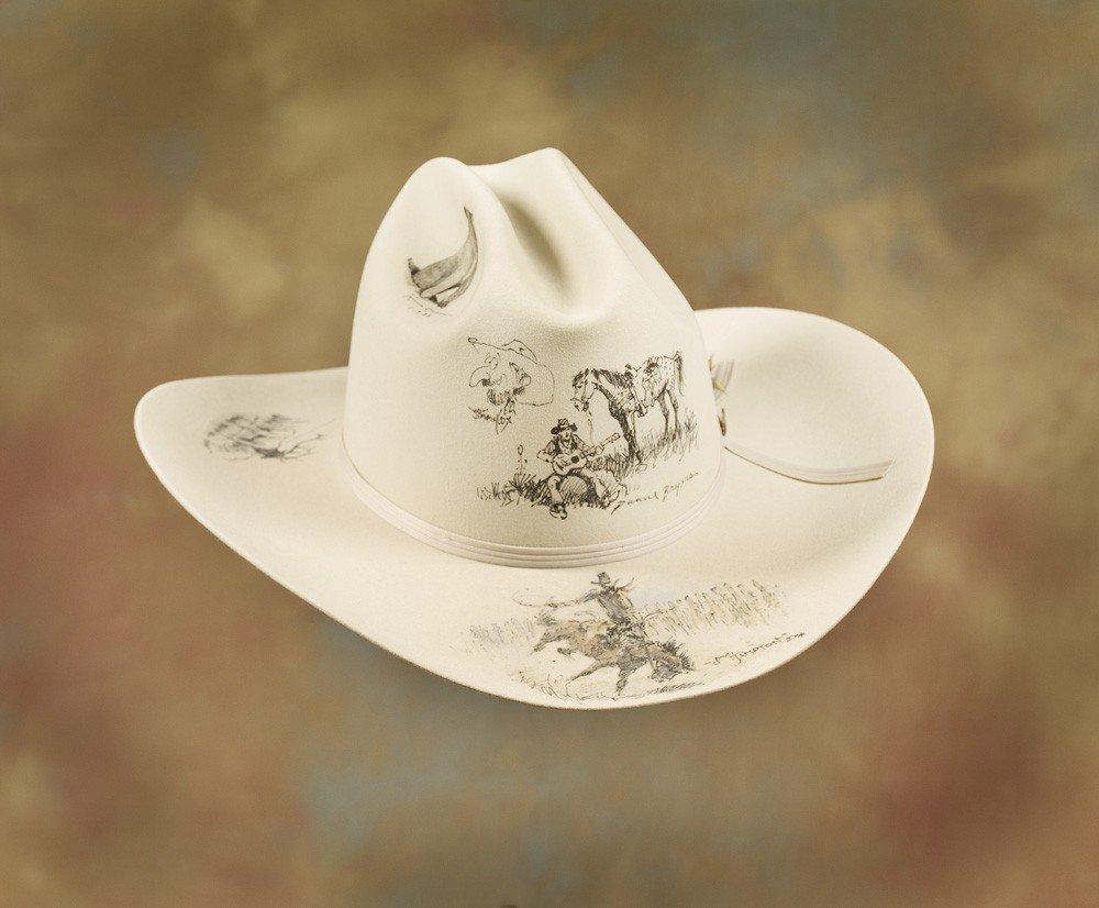24: Rex Allen's Artists Signed Hat