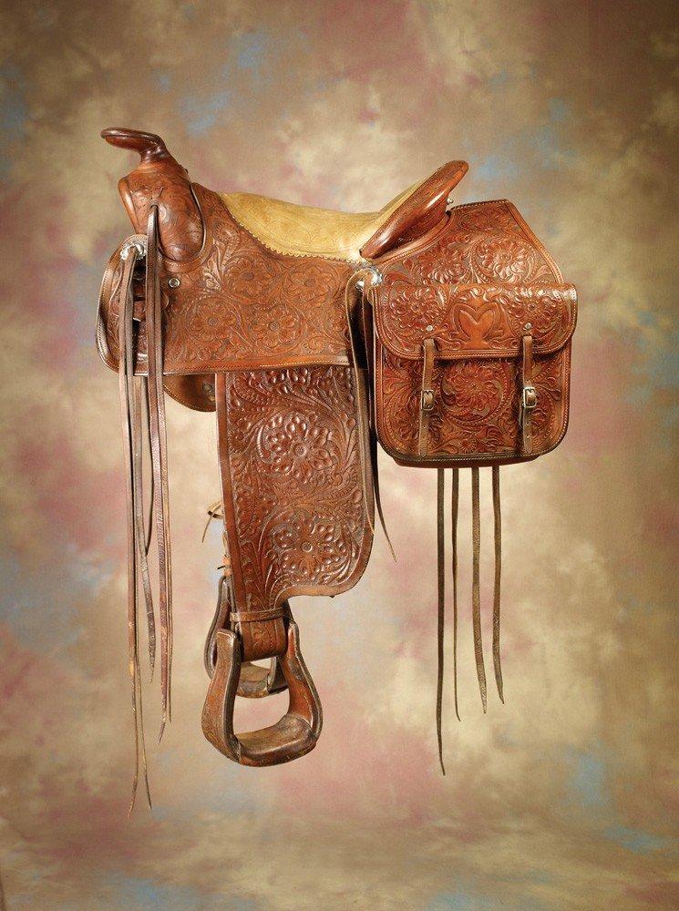 185: Maxine (Firfires) Jones' Bohlin Saddle
