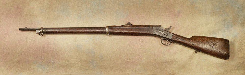 295: Batjac Remington Rifle