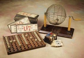 8: Lot of Gambling Items