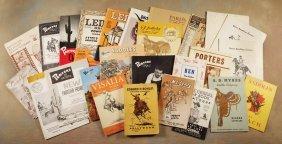 10: Saddlery Catalog Collection