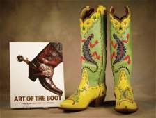 25 Beaded Boots by Julia Pfeifer