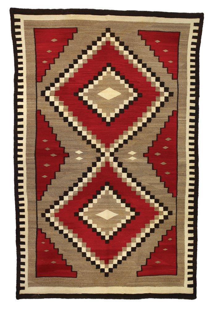 95: Navajo Rug