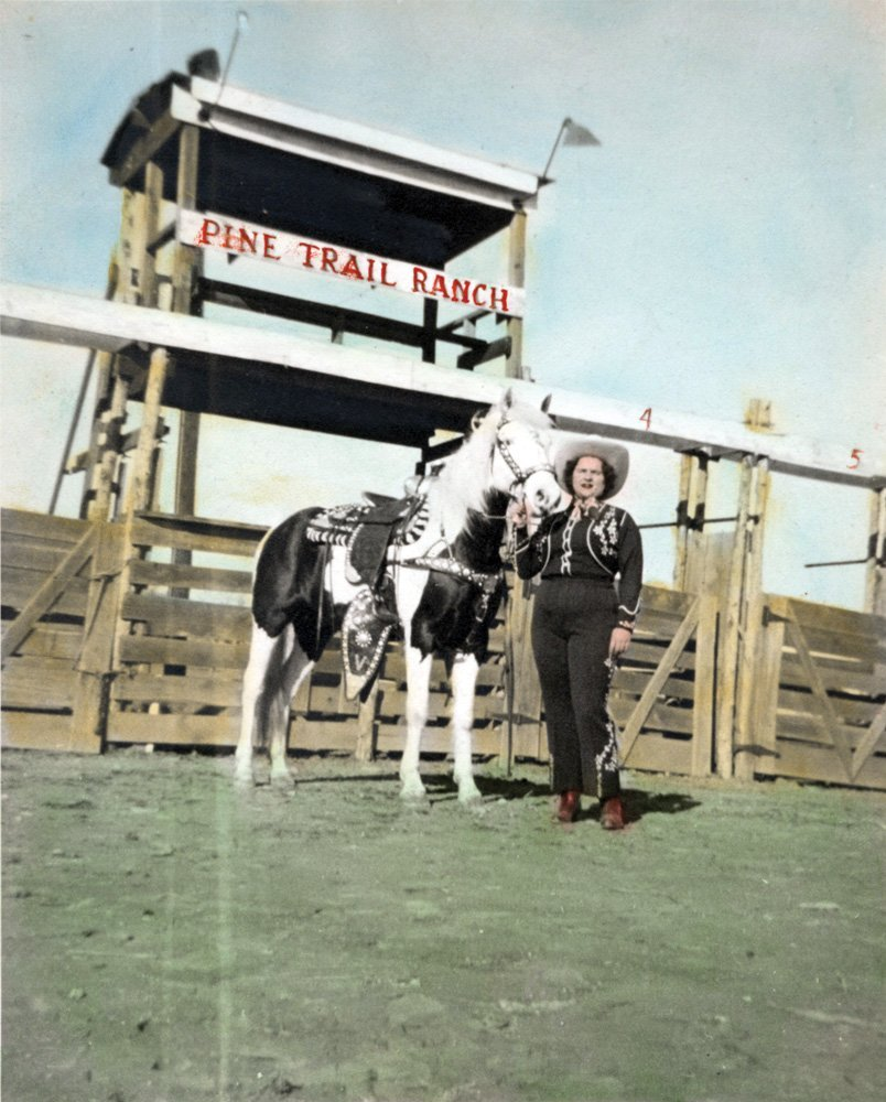 John Volz, Pine Tree Ranch, Bohlin Saddle Set, Bohlin - 10