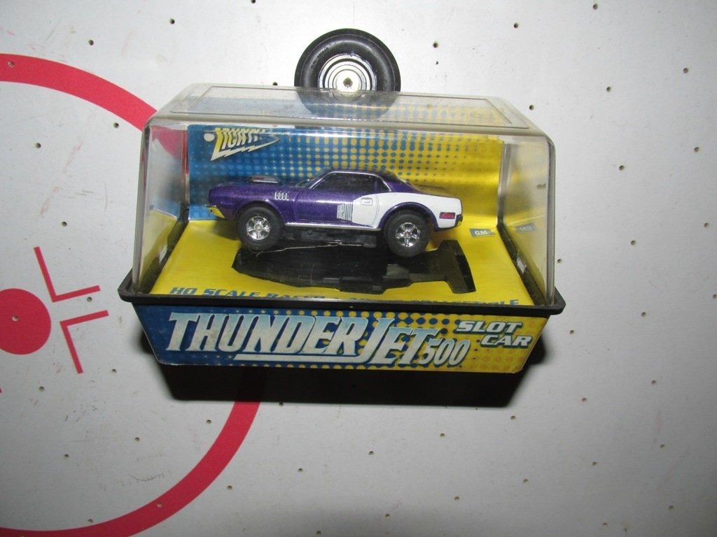 Thunder Tjet slot car 2-3 inches