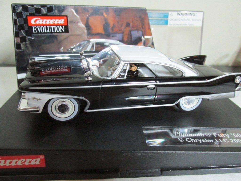 Carrera Fury slot car 5-7 inches