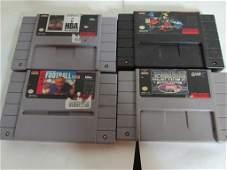 Nintendo SNES games