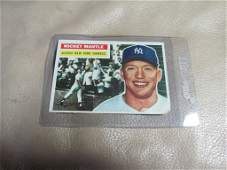 1956 Mickey Mantle #135