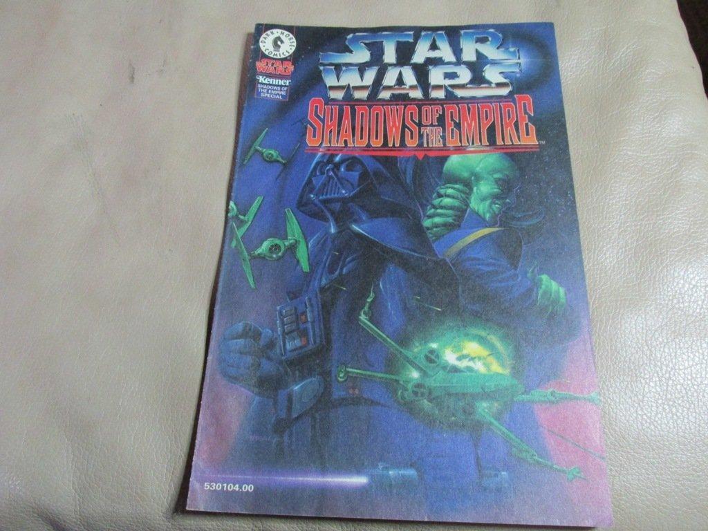 Comic Book Star wars