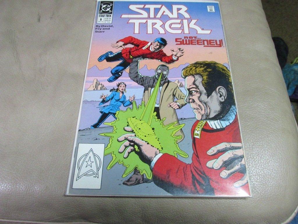 Comic Book Star Trek