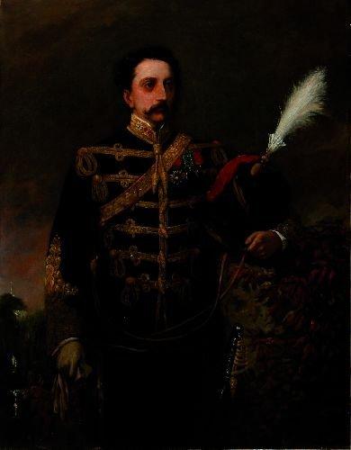 4: ROBERT HAWKER DOWLING (1827-1886) - Lieutenant Harin