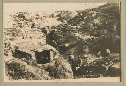 226: Gallipoli Photograph,