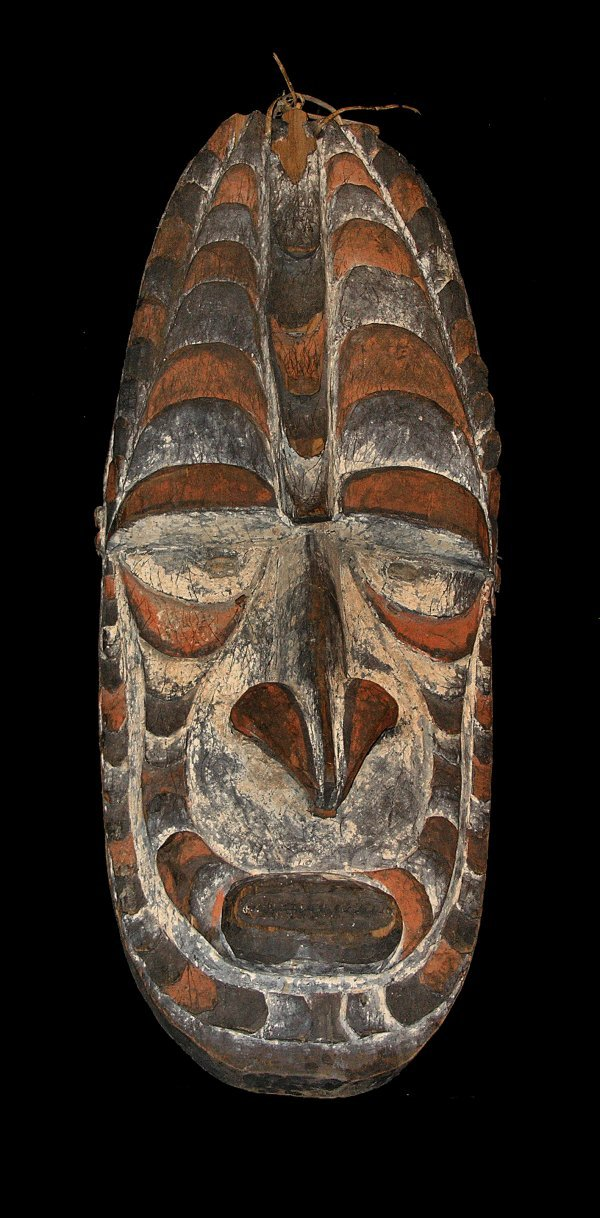 2101: Govenas Village Gable Mask