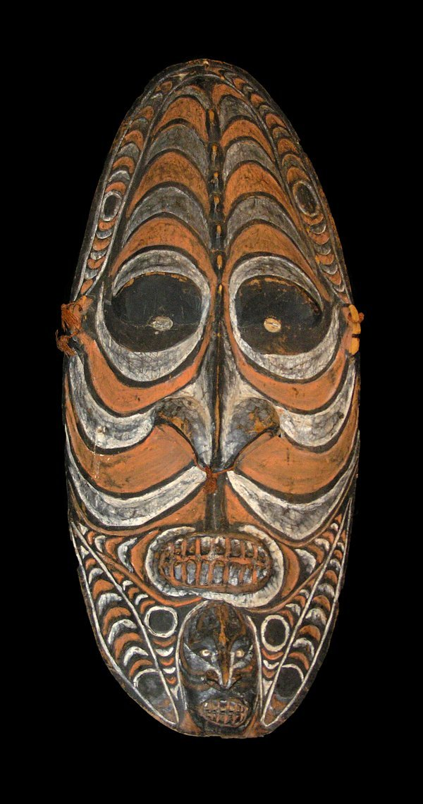 2110: Govenas Village Gable Mask