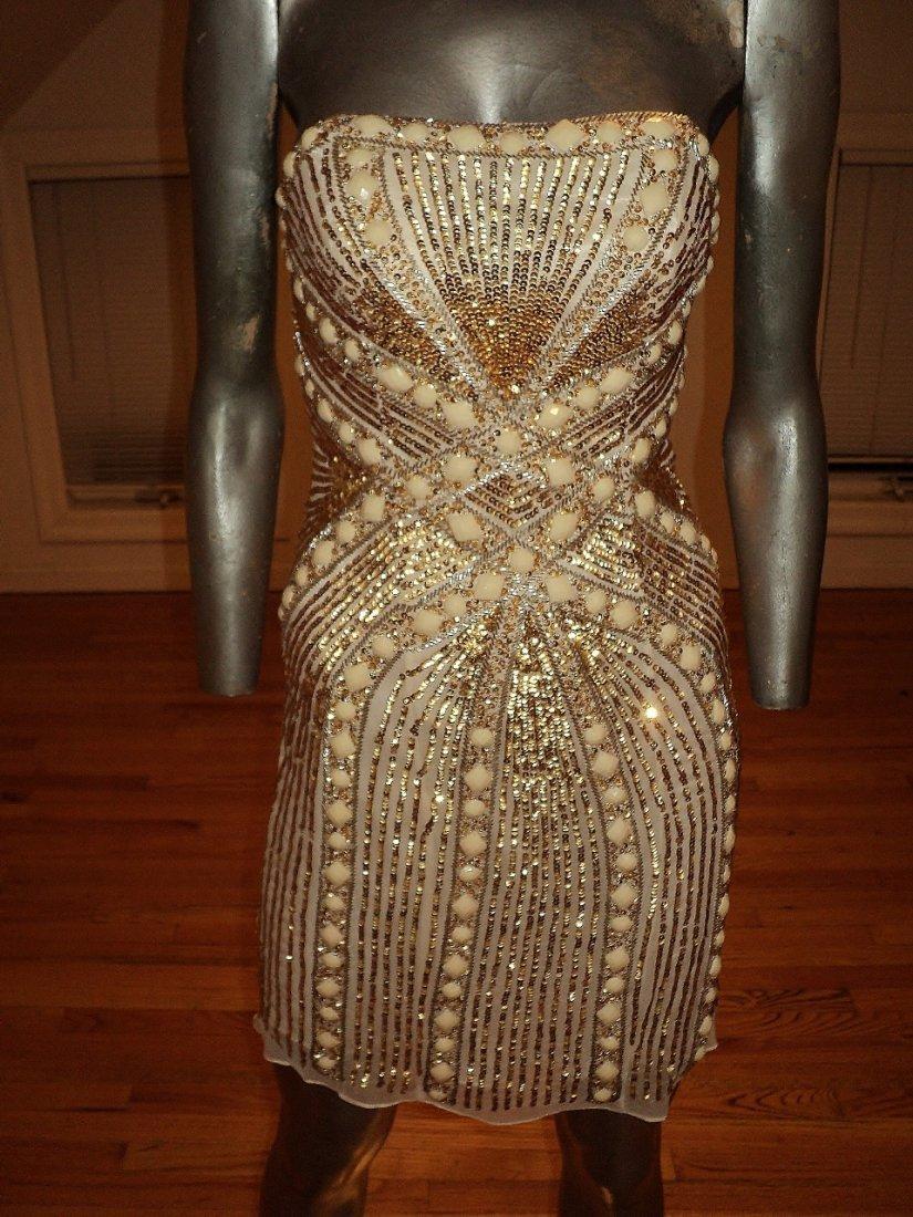 Chloe'(See by Chloe)Heavily Embellished Beaded Dress