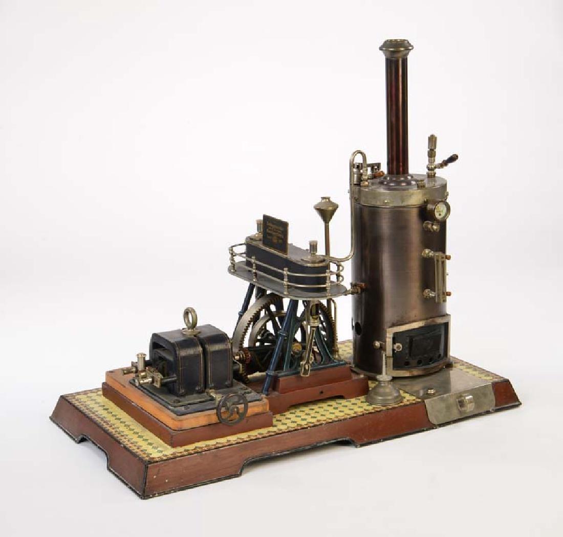 Marklin, Zwillingsmaschine Modell 1910