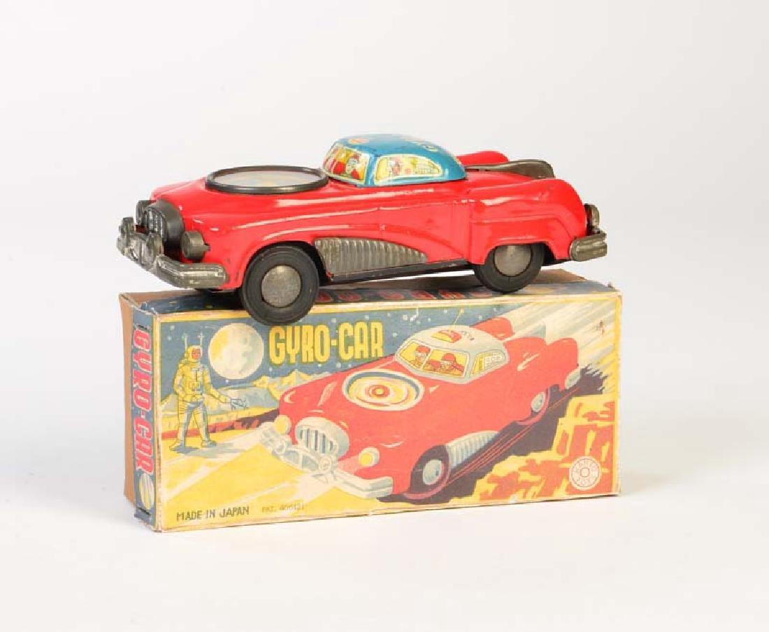 Kanto Toys, Space Gyro Car