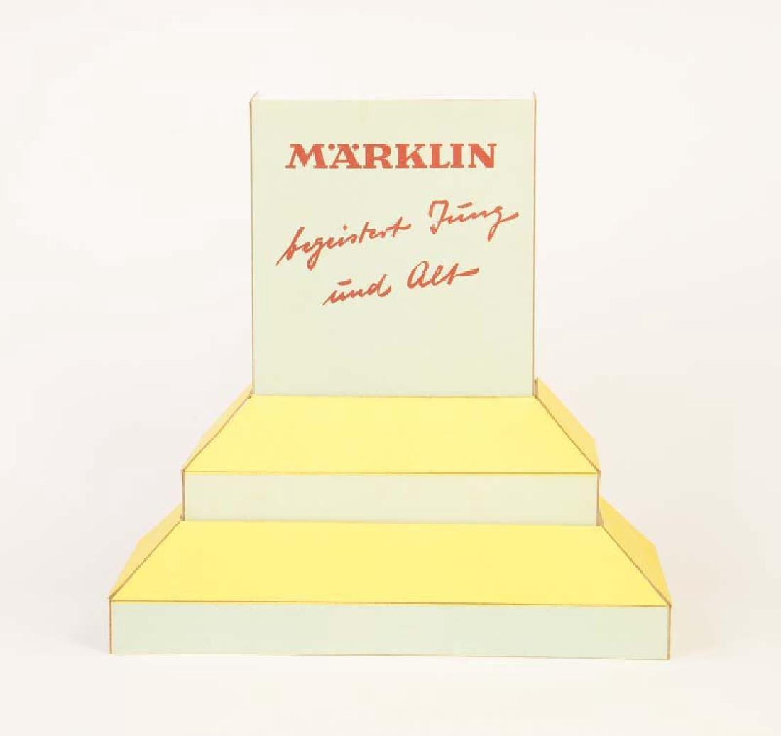 Marklin Aufsteller in Originalverpackung von 1956