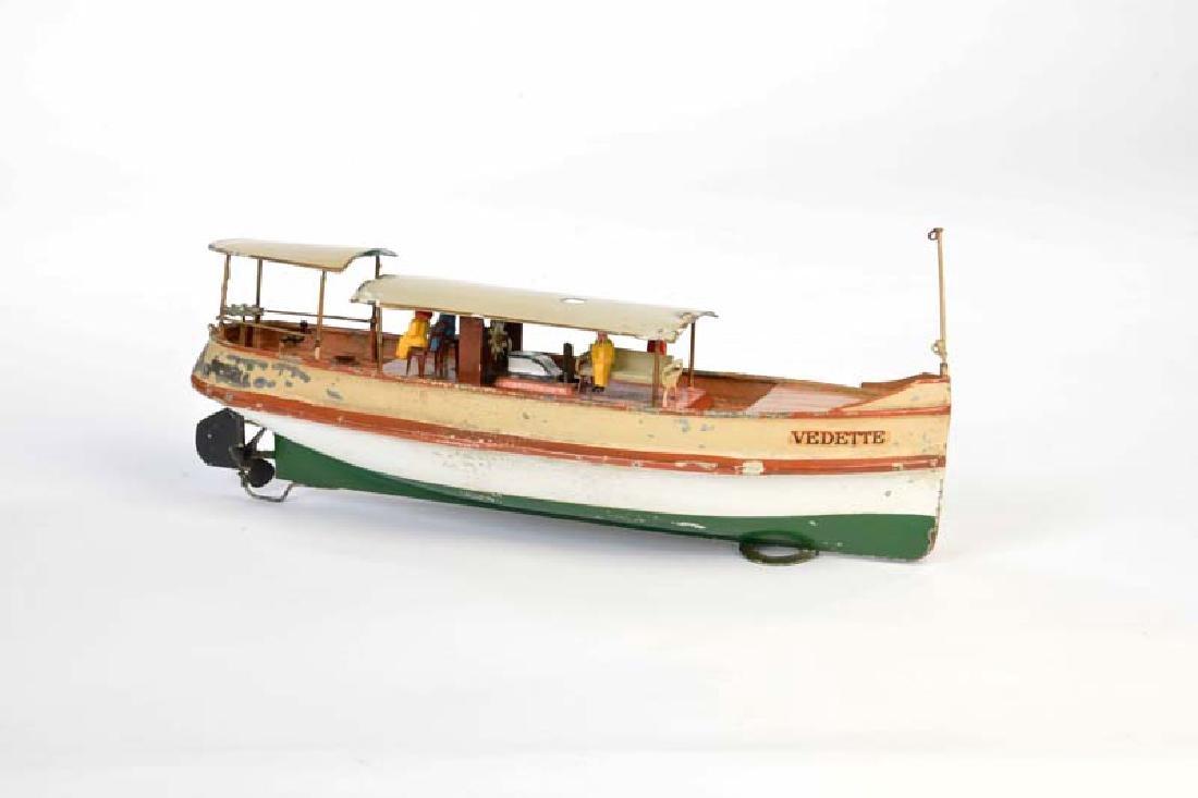 "Marklin, Motorboot ""Vedette"""
