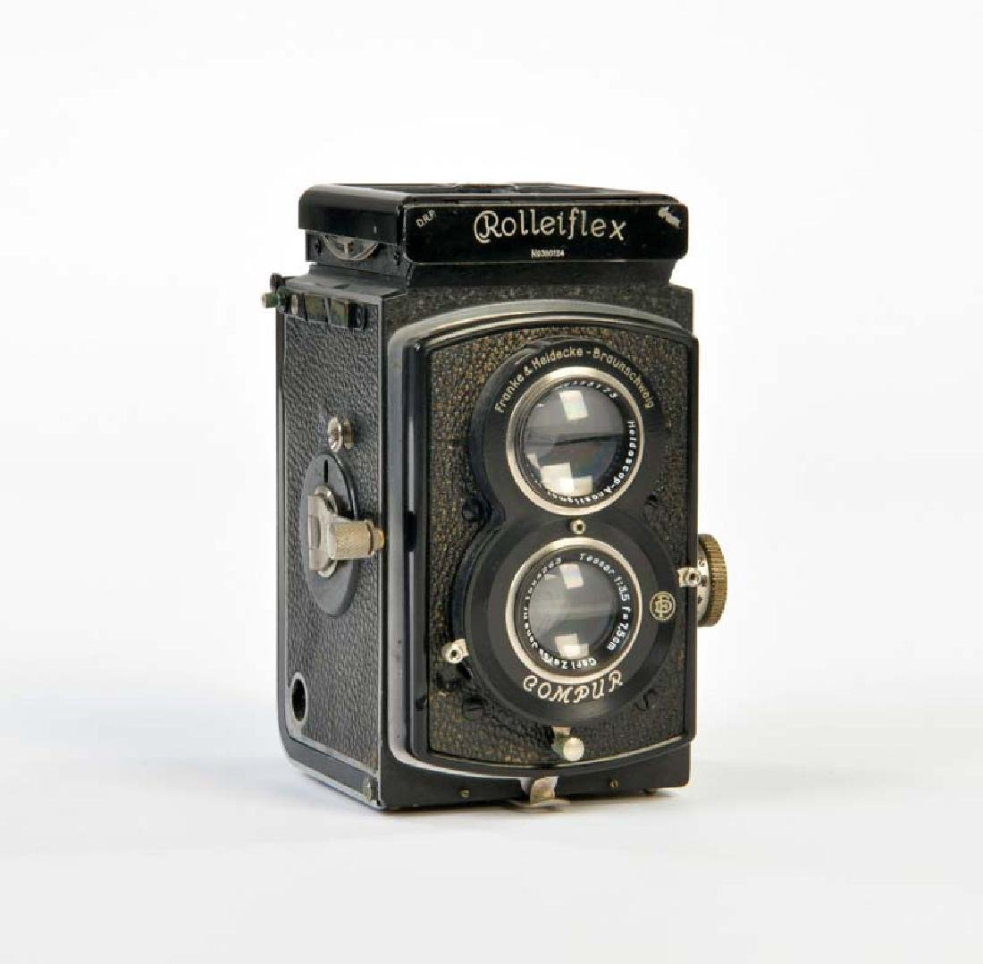 Kamera Rolleiflex