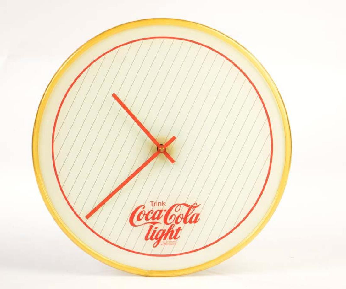 """Uhr """"Coca Cola"""""""