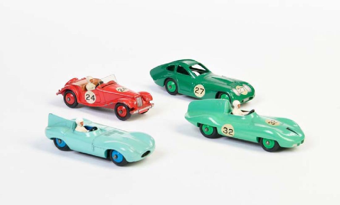 Dinky Toys, 4 Sportwagen
