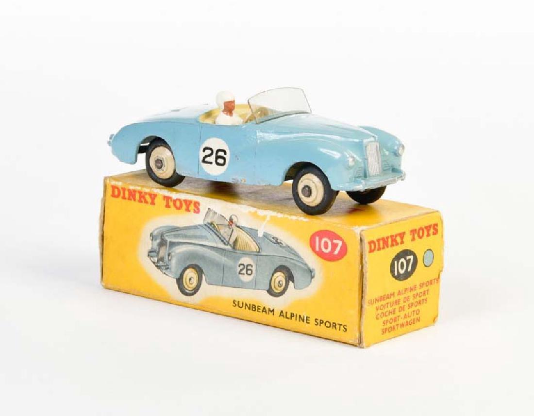 Dinky Toys, Sunbeam Alpina Sport