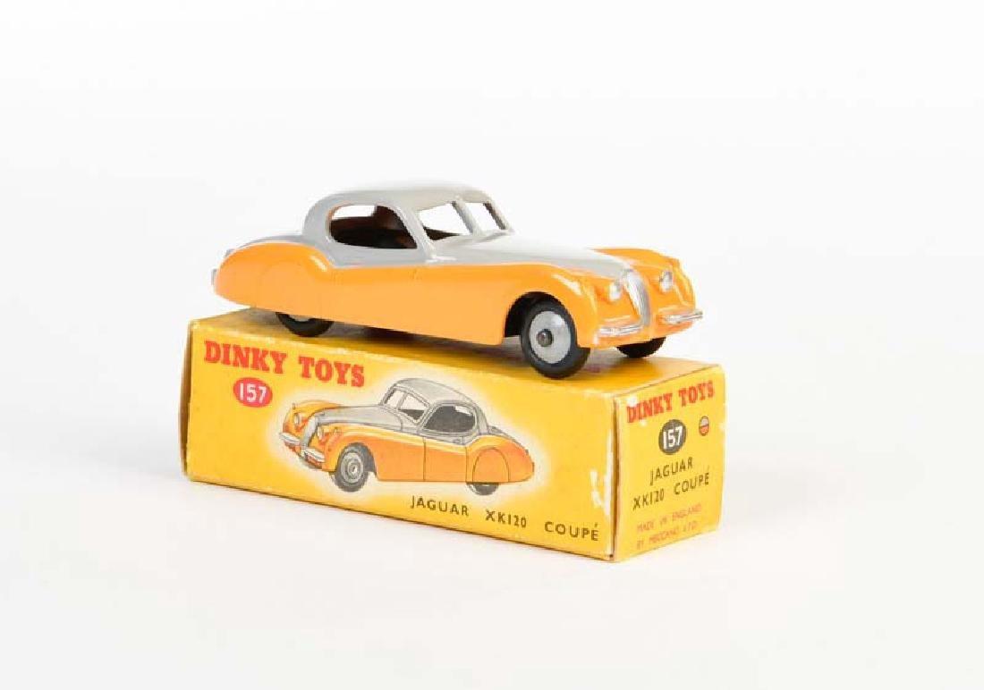 Dinky Toys, Jaguar XK  120 Coupe