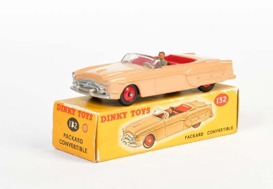 Dinky Toys, Packard Convertible 132