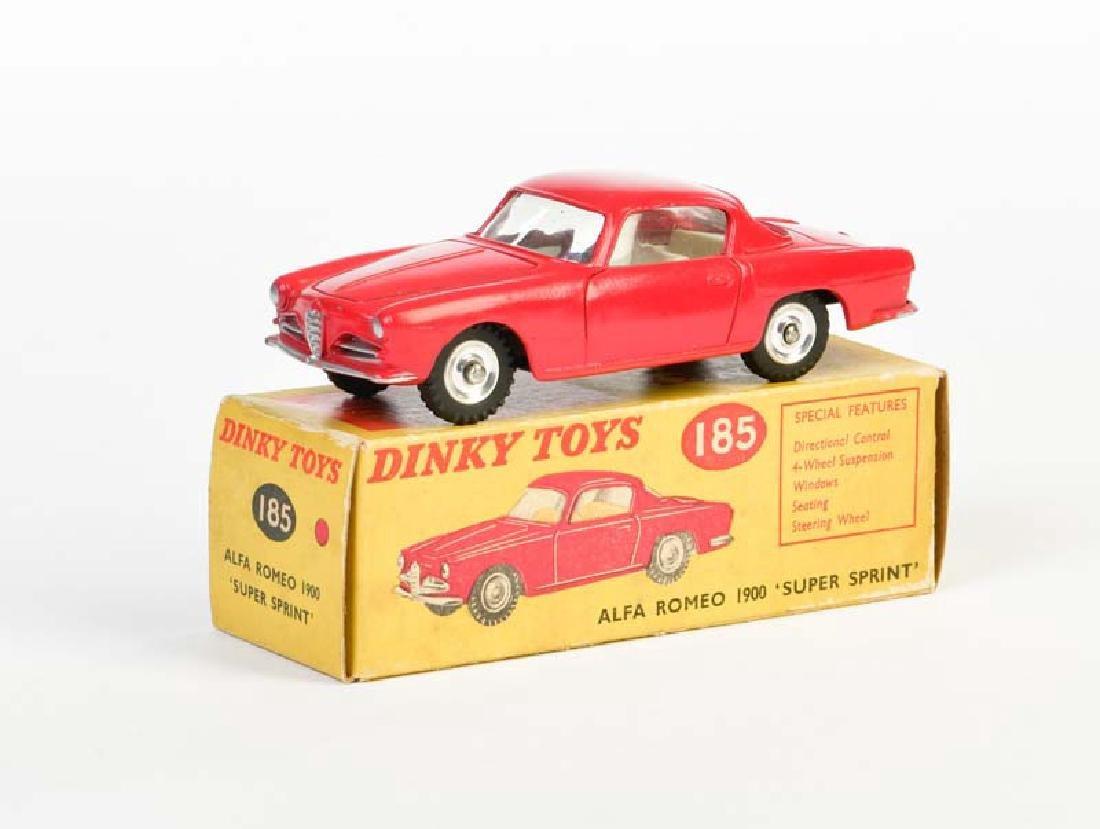 Dinky Toys, Alfa Romeo 1900 Super Sprint 185