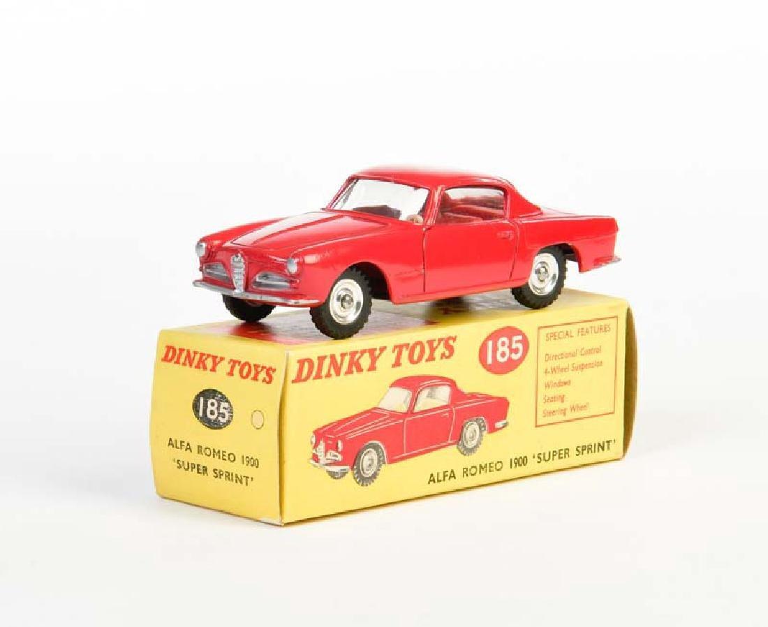 Dinky Toys, Alfa Romeo 1900 Super Sprint