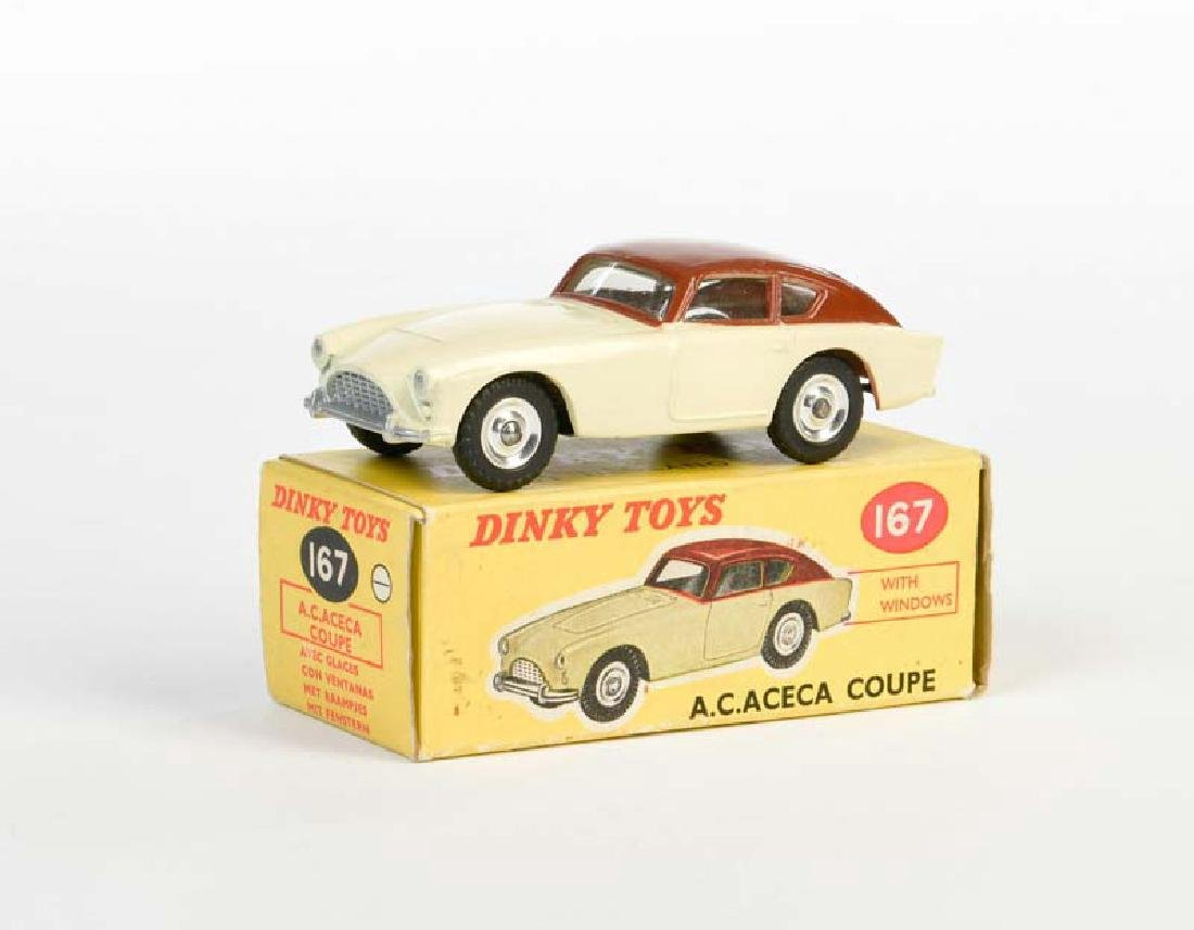 Dinky Toys, A.C. Aceca Coupe 167