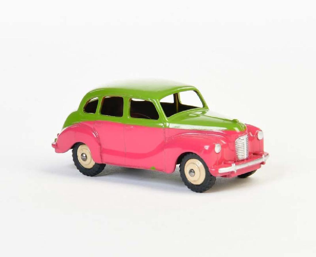 Dinky Toys, Austin Devon pink gruen