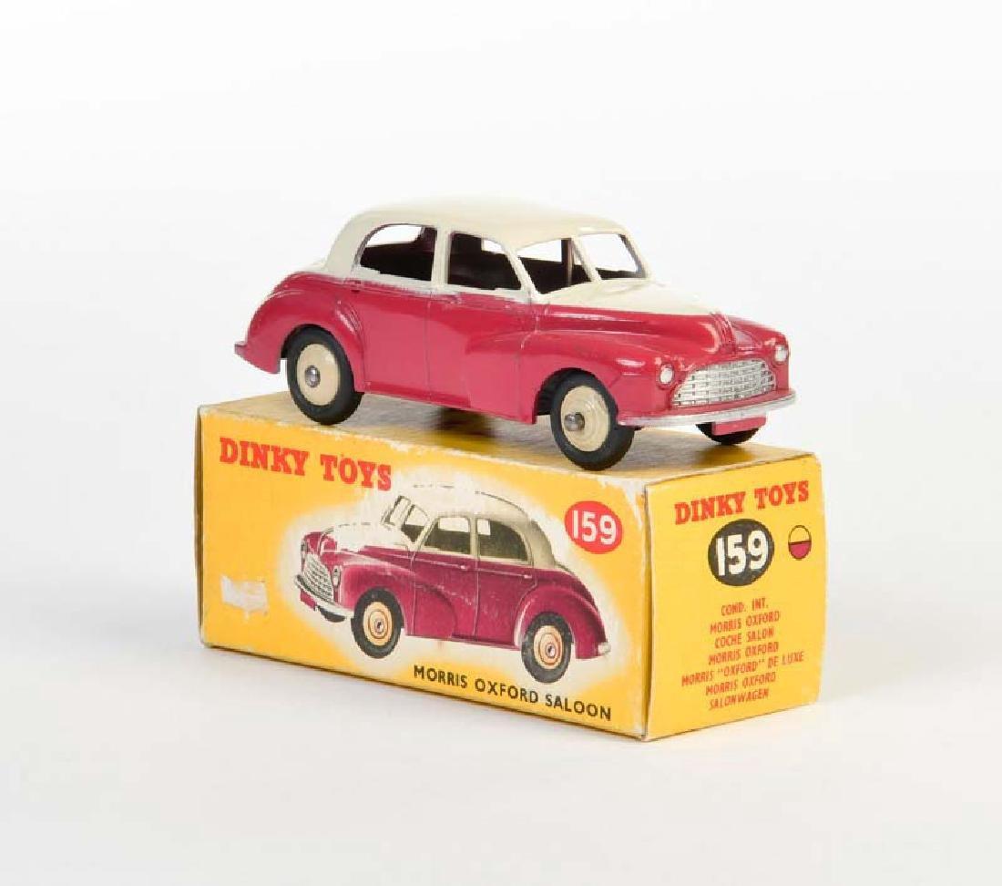 Dinky Toys, Morris Oxford Saloon 159
