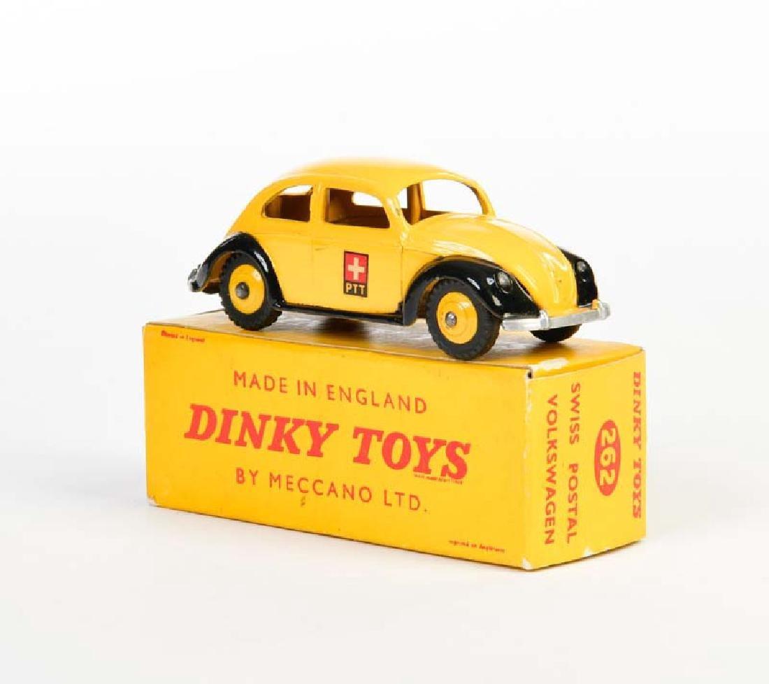 Dinky Toys,  VW Kaefer Schweizer Post 262