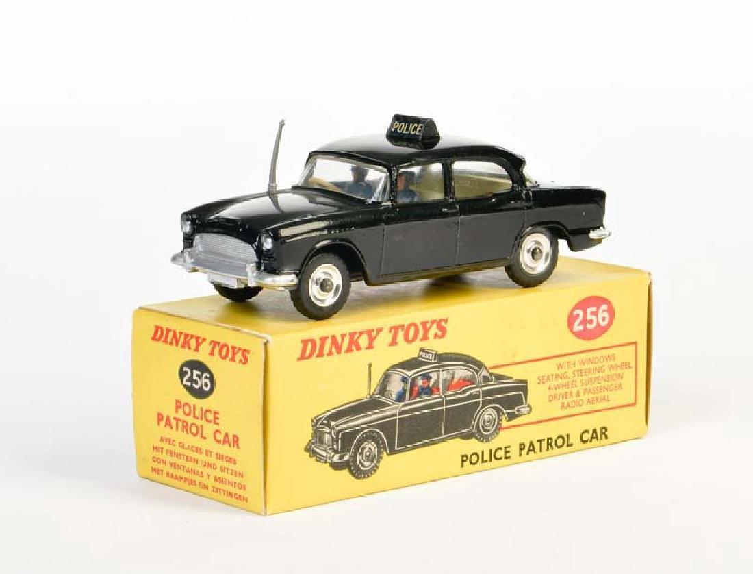 Dinky Toys, Polizeiwagen 256
