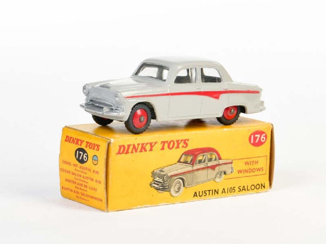 Dinky Toys, Austin A 105 Saloon 176