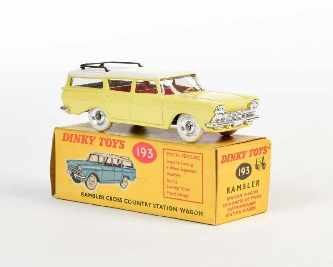 Dinky Toys. Rambler Cross Country Station Wagon 193