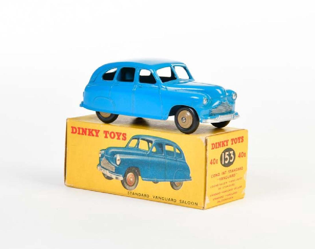 Dinky Toys, Standard Vanguard Saloon 153