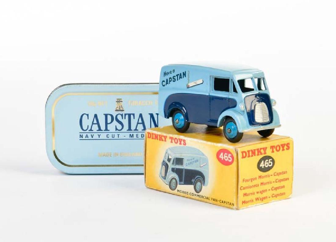 "Dinky Toys, Morris Commercial Van ""Capstan"" 465"