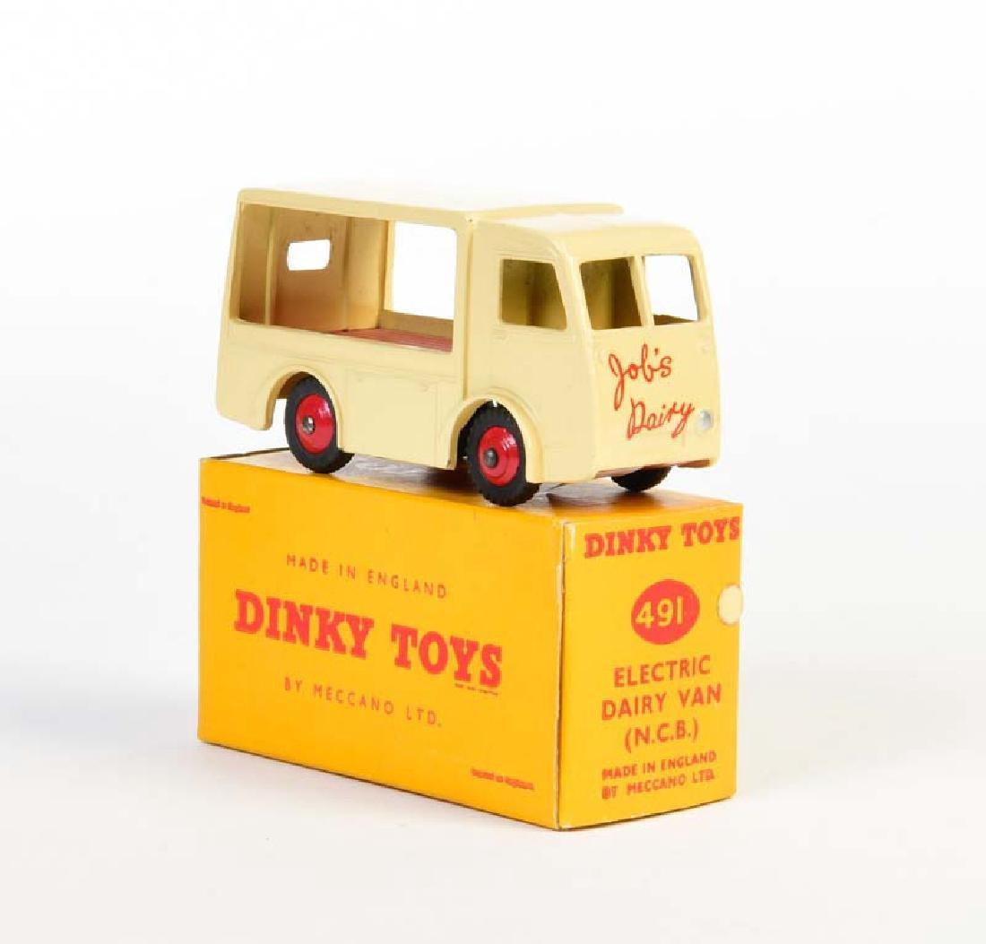 Dinky Toys, Electric Diary Van N.C.B. 491