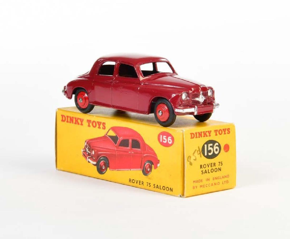Dinky Toys, Rover 75 Saloon 156