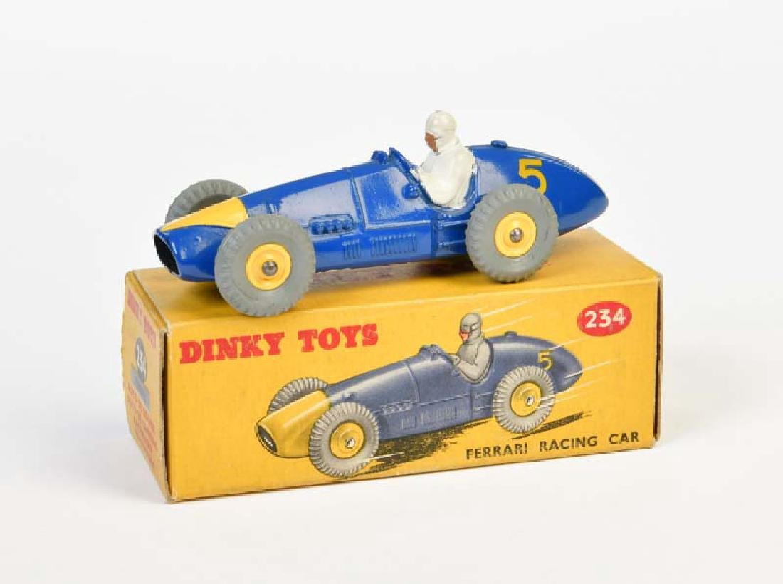 Dinky Toys, Ferrari Racing Car 234