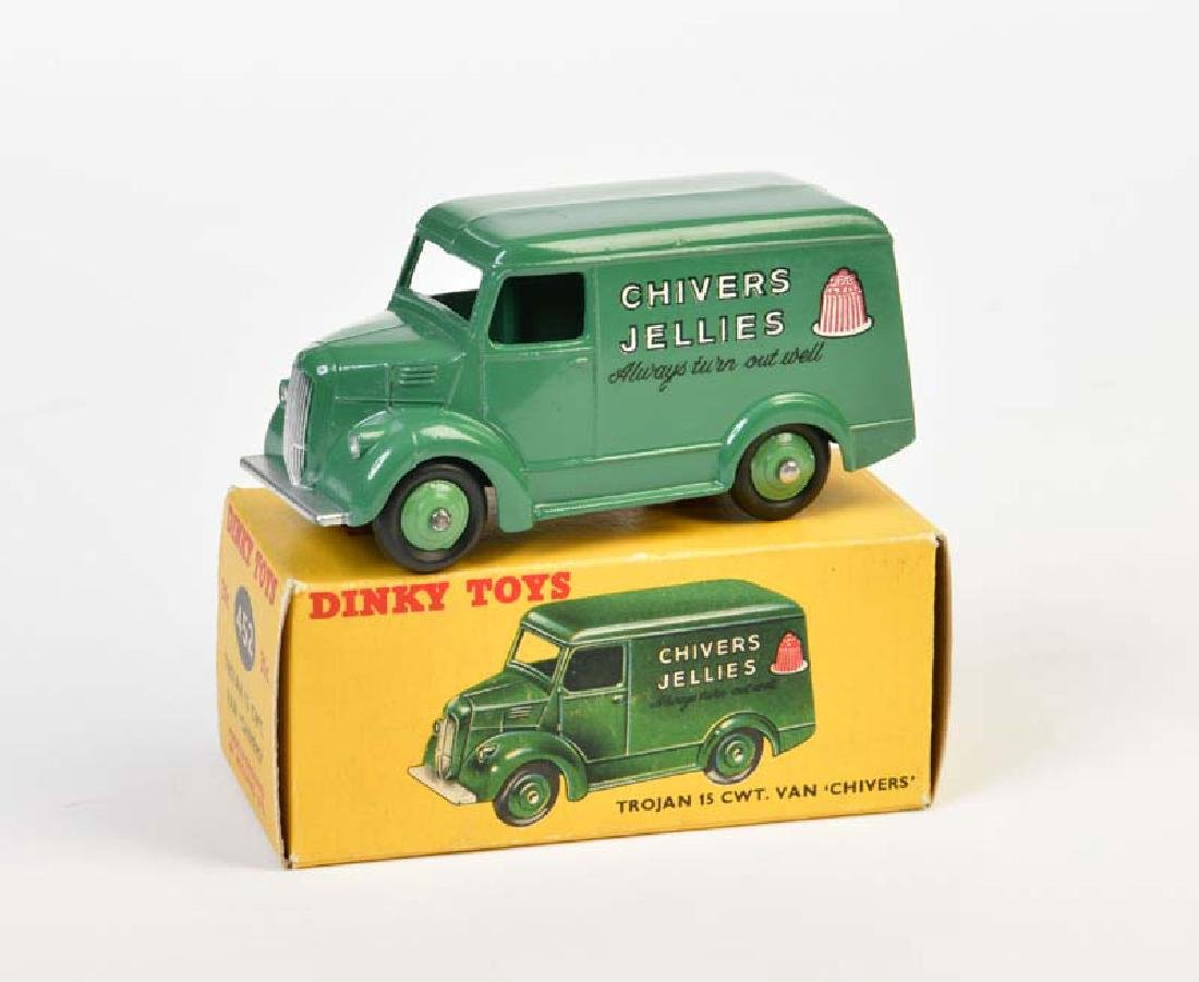 """Dinky Toys, Trojan Van """"Chivers"""""""