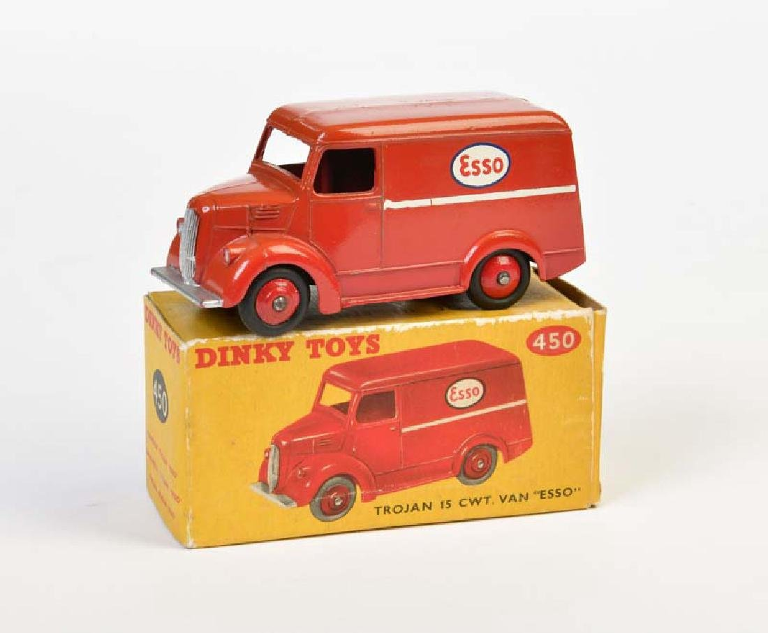 "Dinky Toys, Trojan Van ""Esso"""