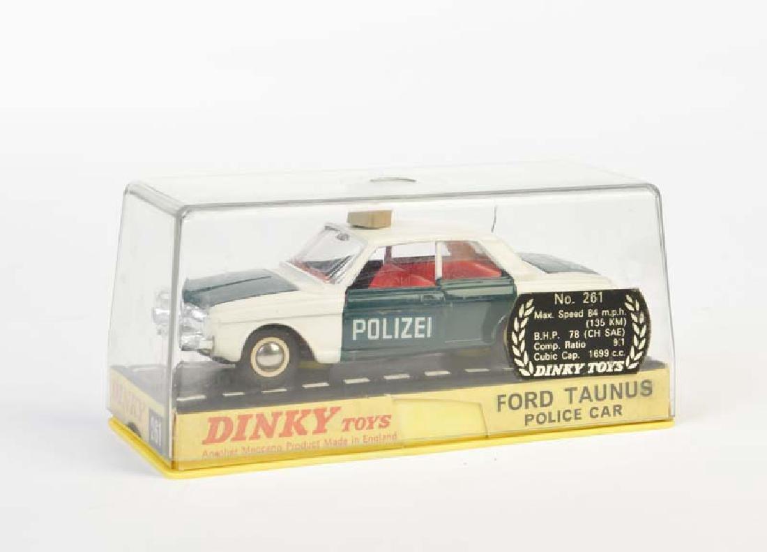 Dinky Toys, Ford Taunus Polizei