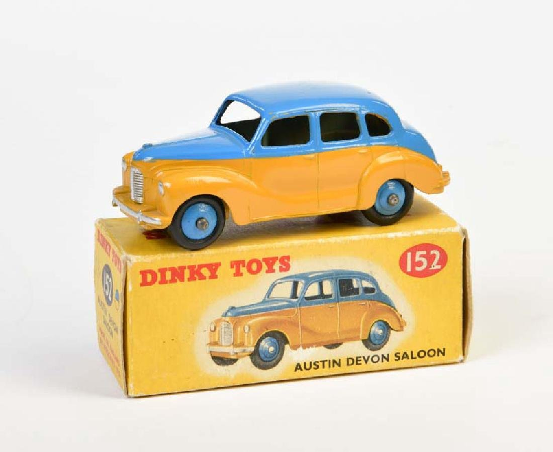 Dinky Toys, Austin Devon Saloon
