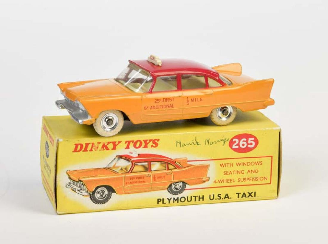 Dinky Toys, Plymouth USA Taxi