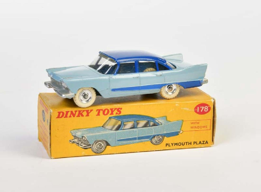 Dinky Toys, Plymouth Plaza 178